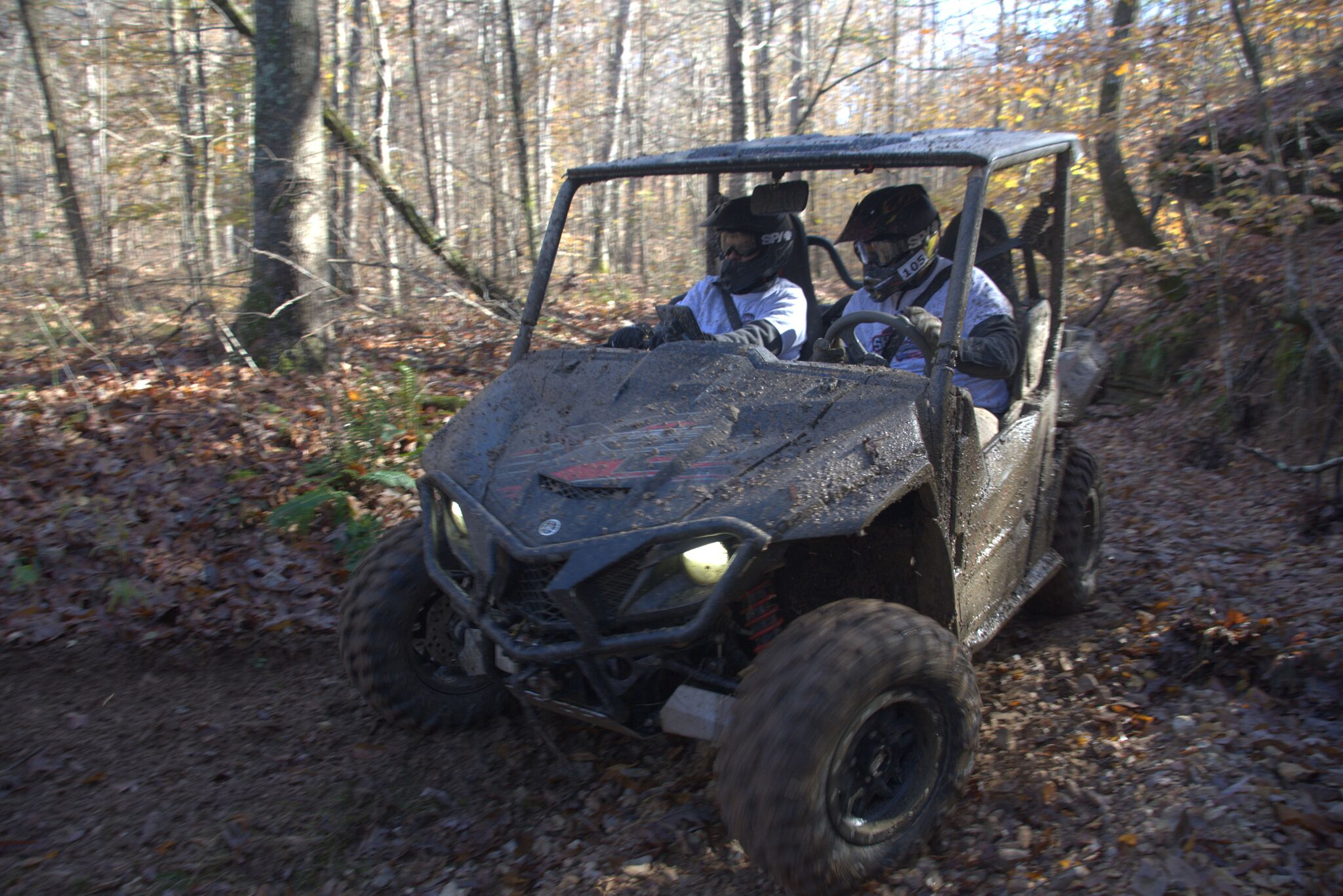 Yamaha XTReme Terrain Challenge - Wolverine, YXZ and Grizzly Classes
