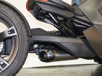 Two Brothers Racing Introduces the 2019 Can-Am Ryker S1R Slip-On Exhaust