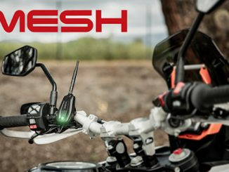 Mesh Intercom Technology Sena Bluetooth Headsets with the New +Mesh Adapter