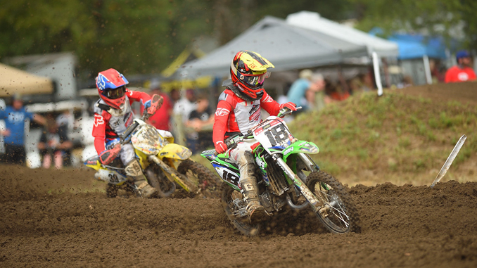 AMA Amateur National Motocross Championship at Loretta Lynn's Ranch (credit- Ken Hill) - AMA Regional Championships
