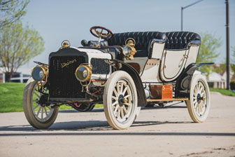 1906 White Model F Touring (Darin Schnabel © 2019 Courtesy of RM Auctions)