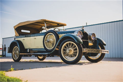 1925 Duesenberg Model A Touring - Merrick Auto Museum Collection (Darin Schnabel © 2019 Courtesy of RM Auctions)