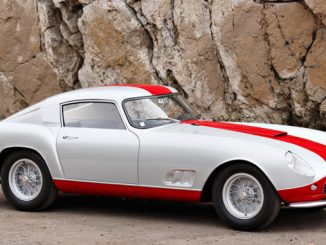 1958 Ferrari 250 GT Tour de France Berlinetta (Estimate- $5,500,000 – $6,000,000) - Gooding & Company Pebble Beach Auctions