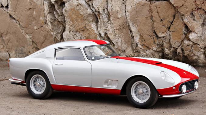 1958 Ferrari 250 GT Tour de France Berlinetta (Estimate- $5,500,000 – $6,000,000) - Gooding & Company Pebble Beach Auctions