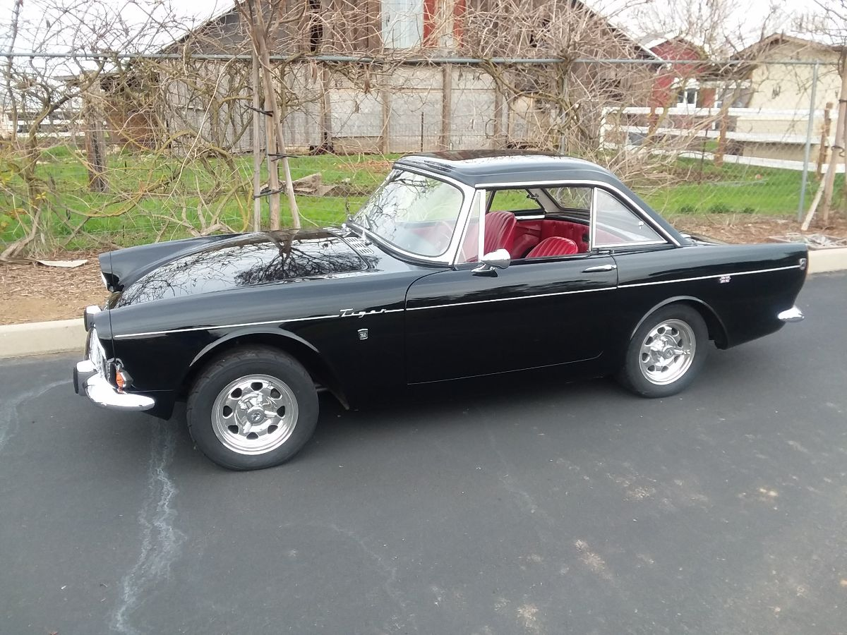 1965 Sunbeam Tiger Roadster 260 CI, 4-Speed (Lot S79) - Mecum Auction Portland
