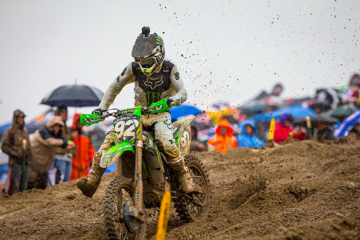 2019 Lucas Oil Pro Motocross Championship - Hangtown Motocross Classic - Adam Cianciarulo [1]