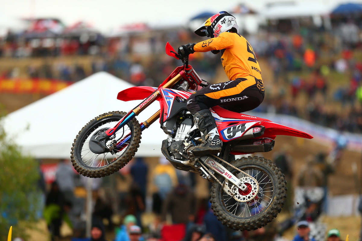 2019 Lucas Oil Pro Motocross Championship - Hangtown Motocross Classic - Ken Roczen [1]