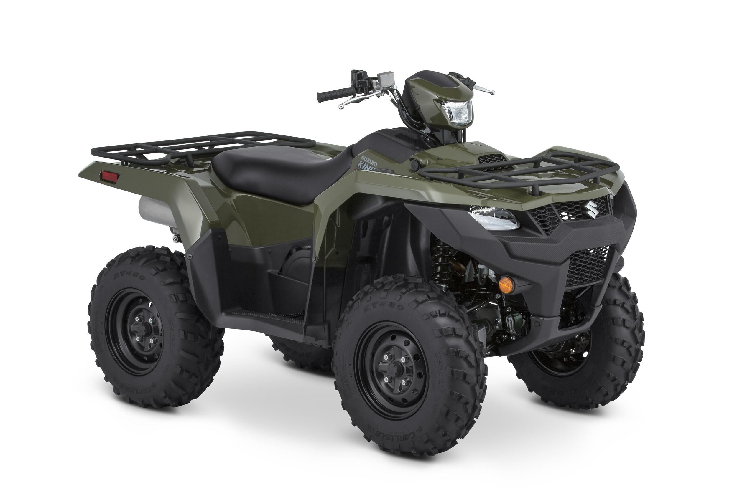 2020 KingQuad 750AXi