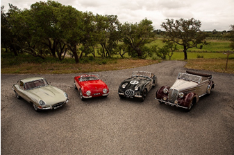 A group of cars with significant Portuguese provenance offered from the Sáragga Collection