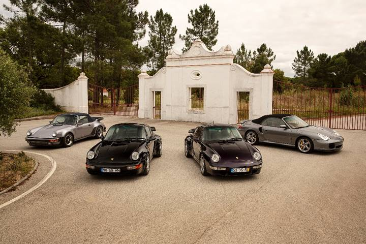 A group of exceptional Porsche models offered from the Sáragga Collection - Without Reserve in Portugal