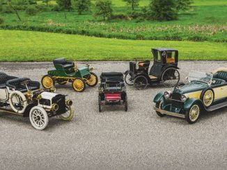 A snapshot of highlights from the Merrick Auto Museum Collection