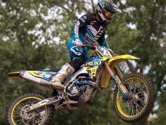 Alex Martin Puts Suzuki RM-Z250 on Podium in Moto Two - Hangtown [678]