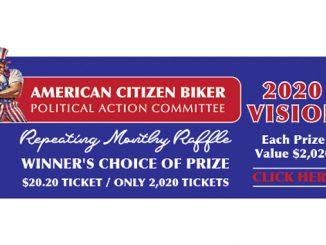 American Citizen Biker - PAC