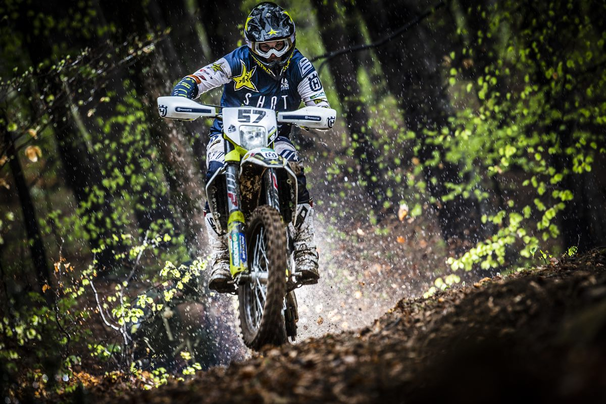 Billy Bolt - Rockstar Energy Husqvarna Factory Racing - WESS Round Two