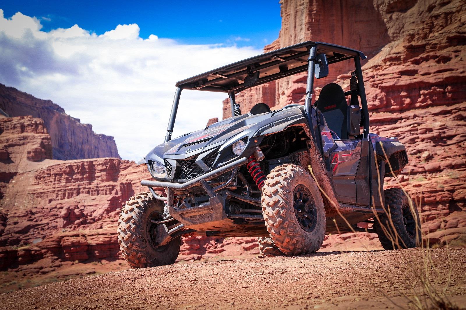 Destination Yamaha Moab