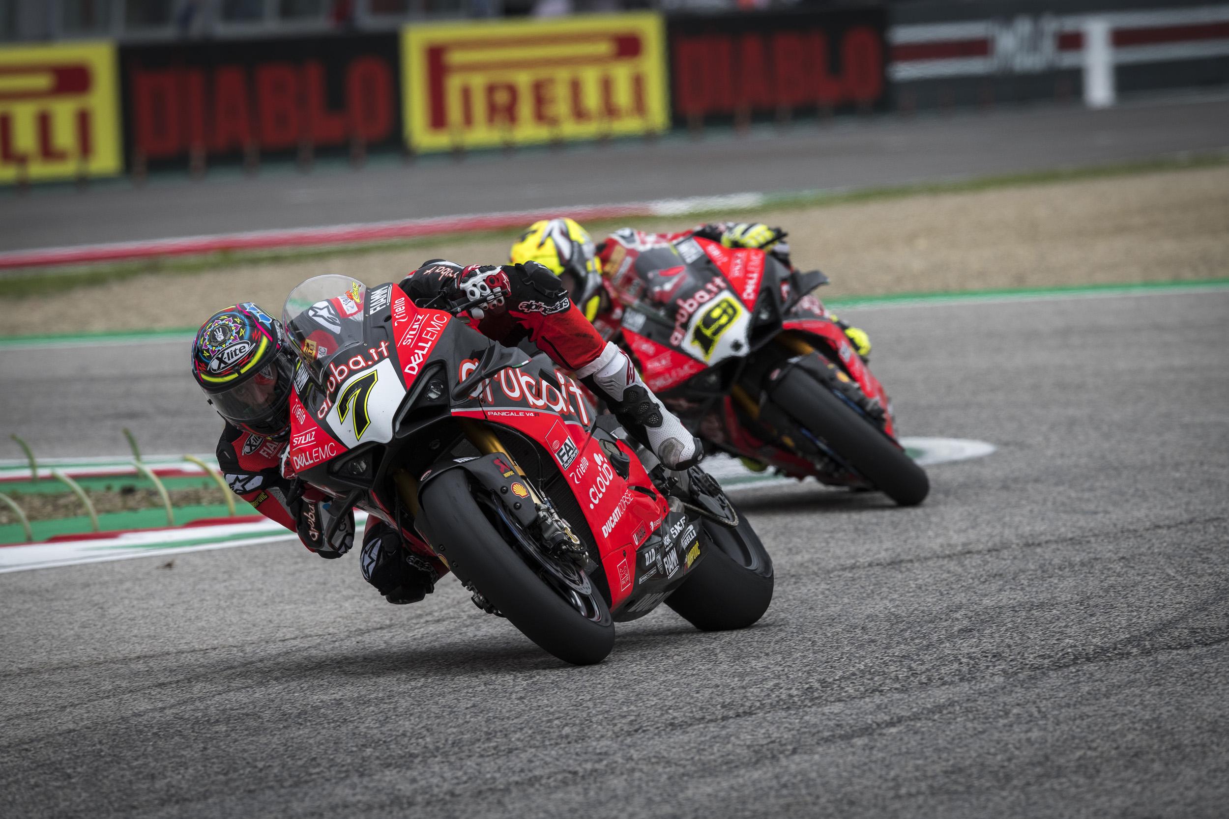 Ducati - Chaz Davies