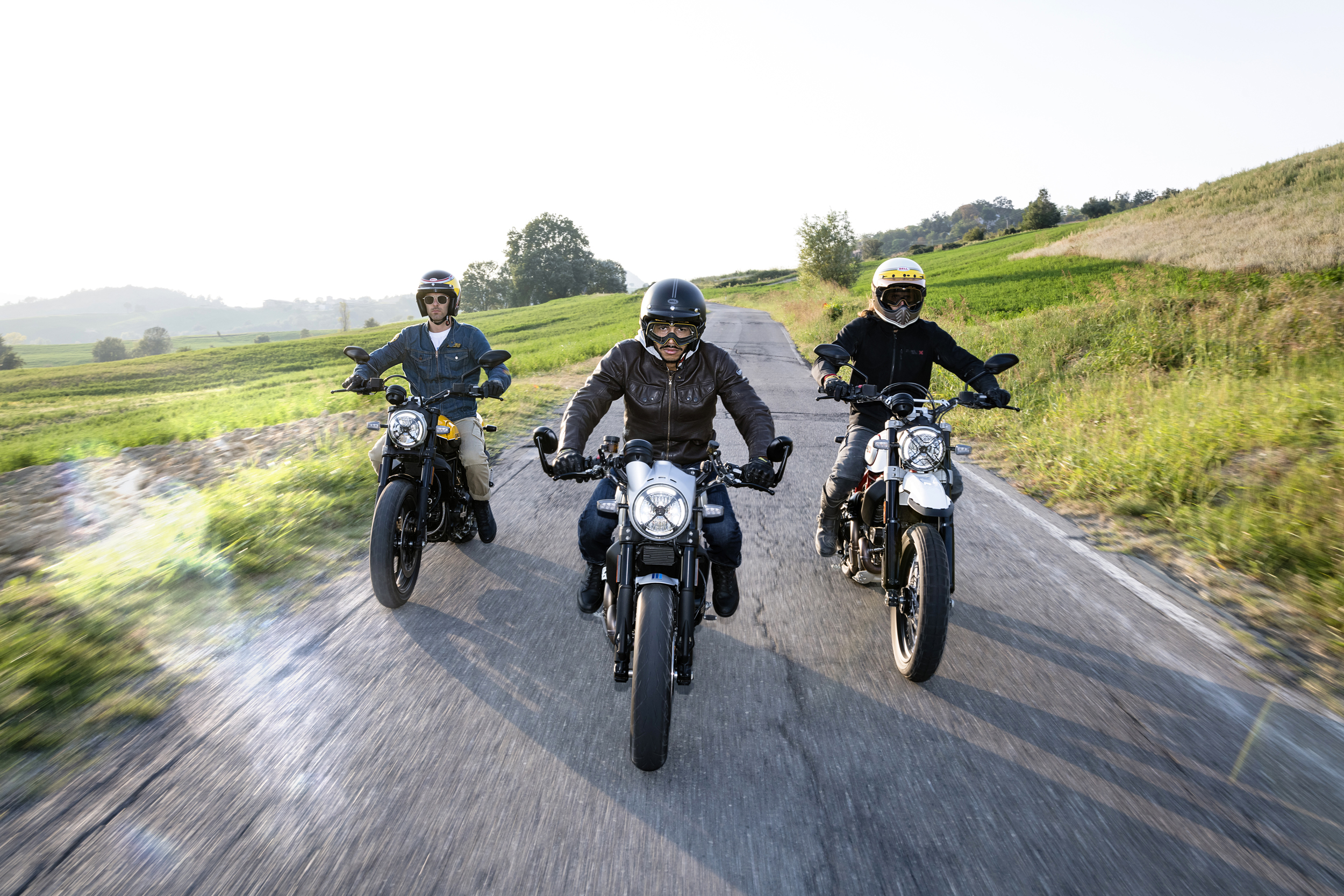 Ducati Scrambler range MY19