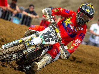 Fox Raceway - ZACH OSBORNE - Rockstar Energy Husqvarna Factory Racing
