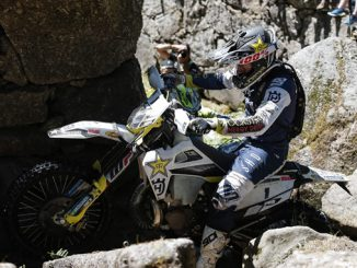 Graham Jarvis - Rockstar Energy Husqvarna Factory Racing - WESS