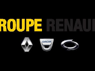 Groupe Renault Logo