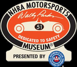 Logo NHRA Museum