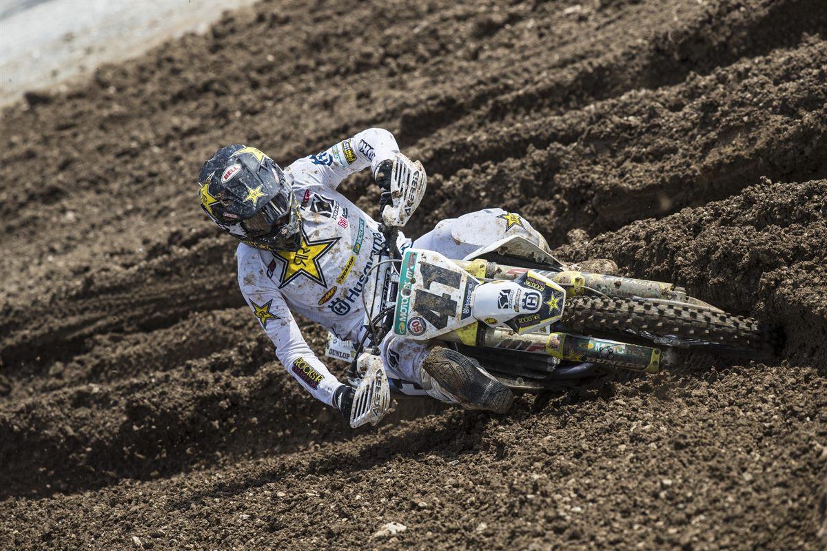 MXGP of France - Pauls Jonass – Rockstar Energy Husqvarna Factory Racing