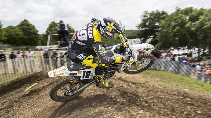 MXGP of France - Thomas Kjer Olsen – Rockstar Energy Husqvarna Factory Racing [678]