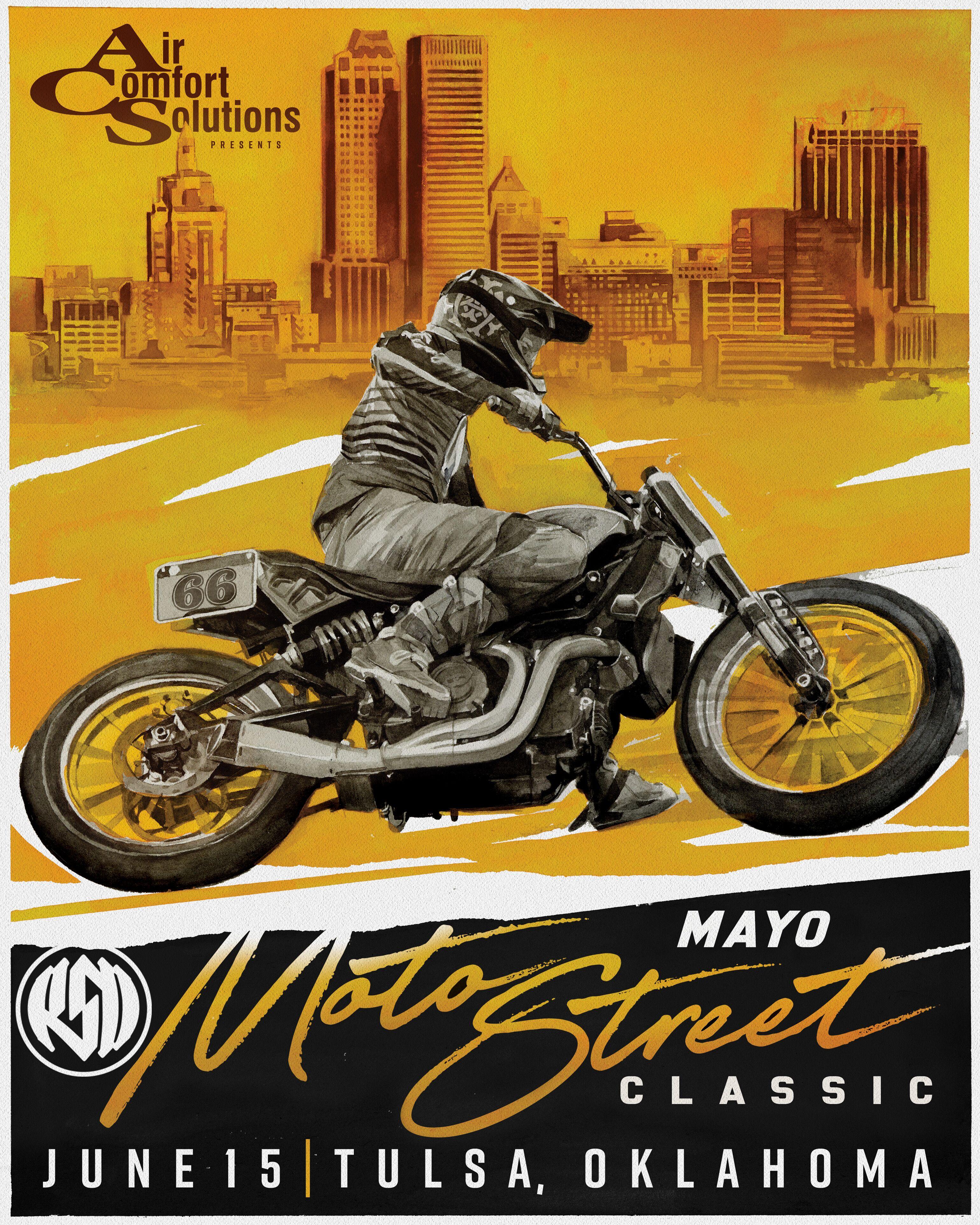 Mayo Moto Classic