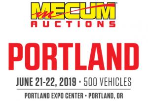 Mecum Auction Portland