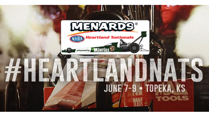 Menards NHRA Heartland Nationals presented by Minties