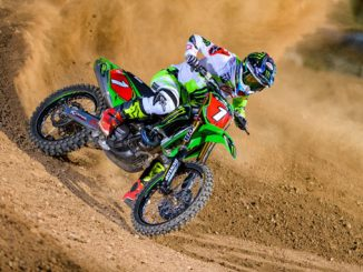 Monster Energy Kawasaki Extend Contract with Eli Tomac