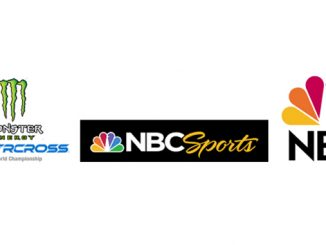 Monster Energy Supercross - NBC Sports - NBC banner