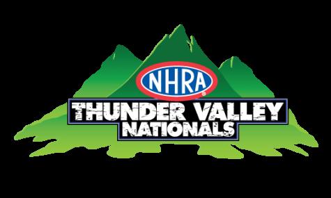 NHRA Thunder Valley Nationals logo