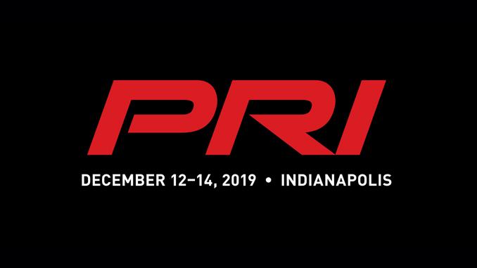 PRI Trade Show 2019 logo
