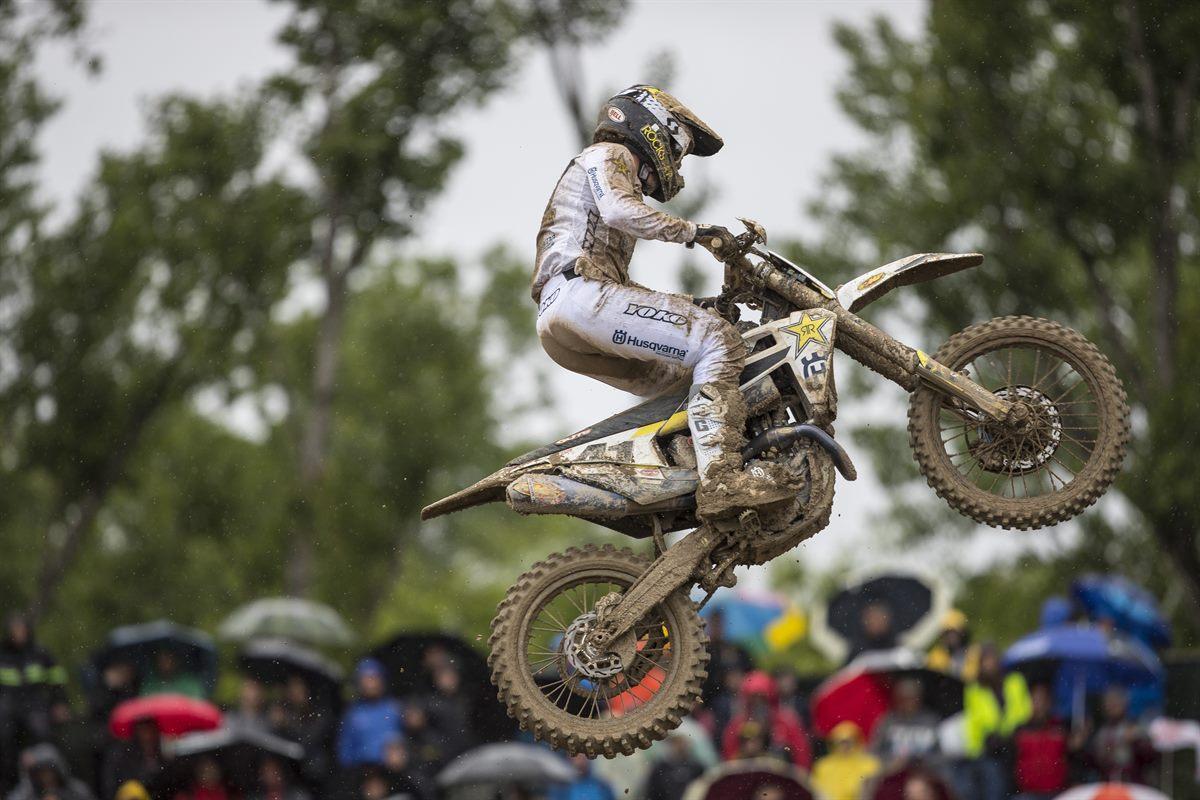 Pauls Jonass – Rockstar Energy Husqvarna Factory Racing - MXGP of Lombardia