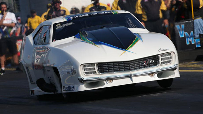 Pro Mod - Frigo Victorious at the Virginia NHRA Nationals
