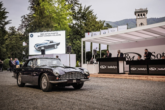 RM Sotheby's Villa Erba sale - images by Diana Varga © 2019 Courtesy of RM Sotheby's