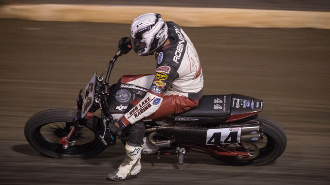 Robinson Scores Second Win of '19 in So-Cal Half-Mile