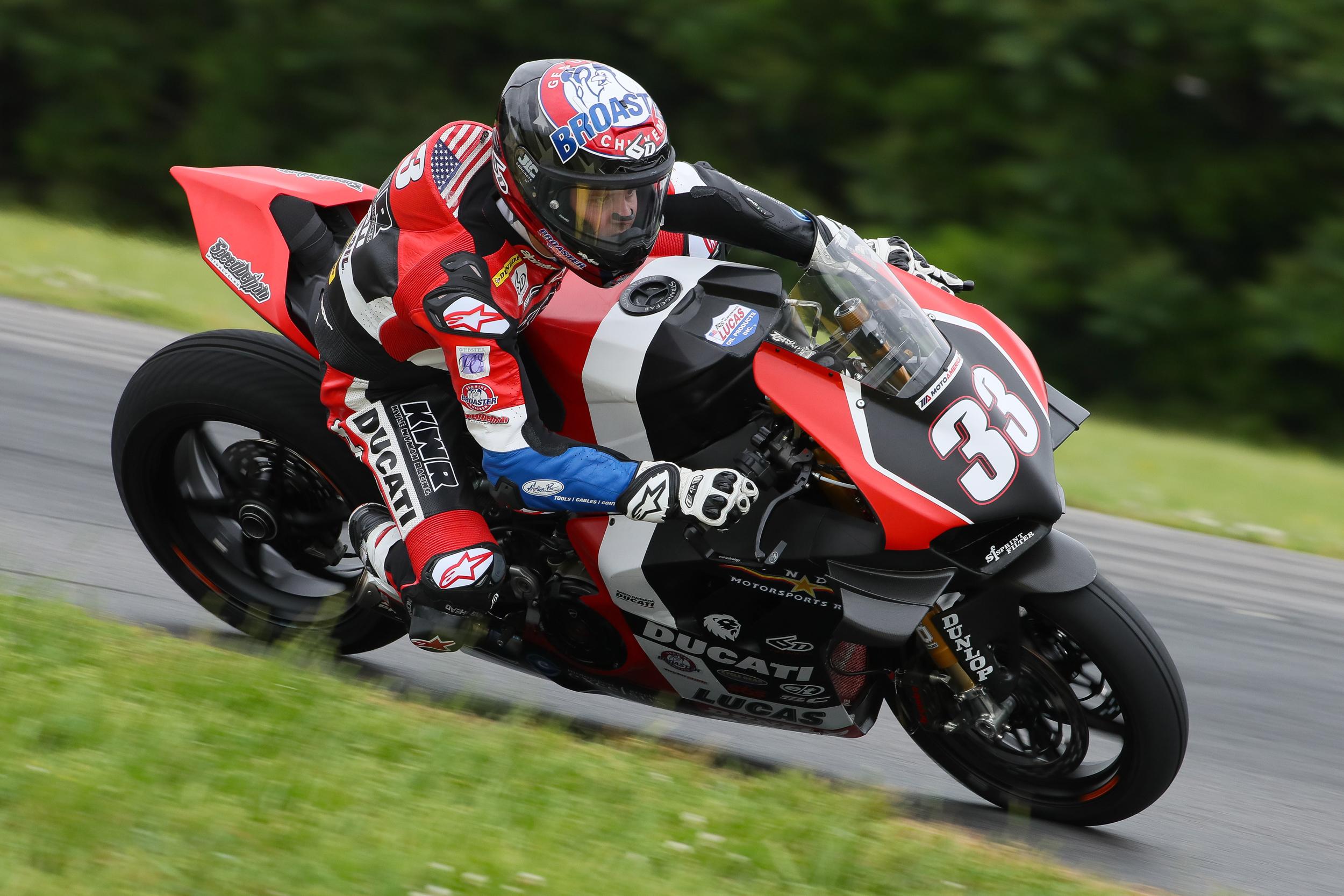 Virginia International Raceway - KWS, Kyle Wyman