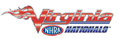 Virginia NHRA Nationals logo