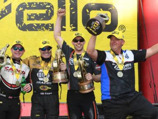 Virginia NHRA Nationals - winners