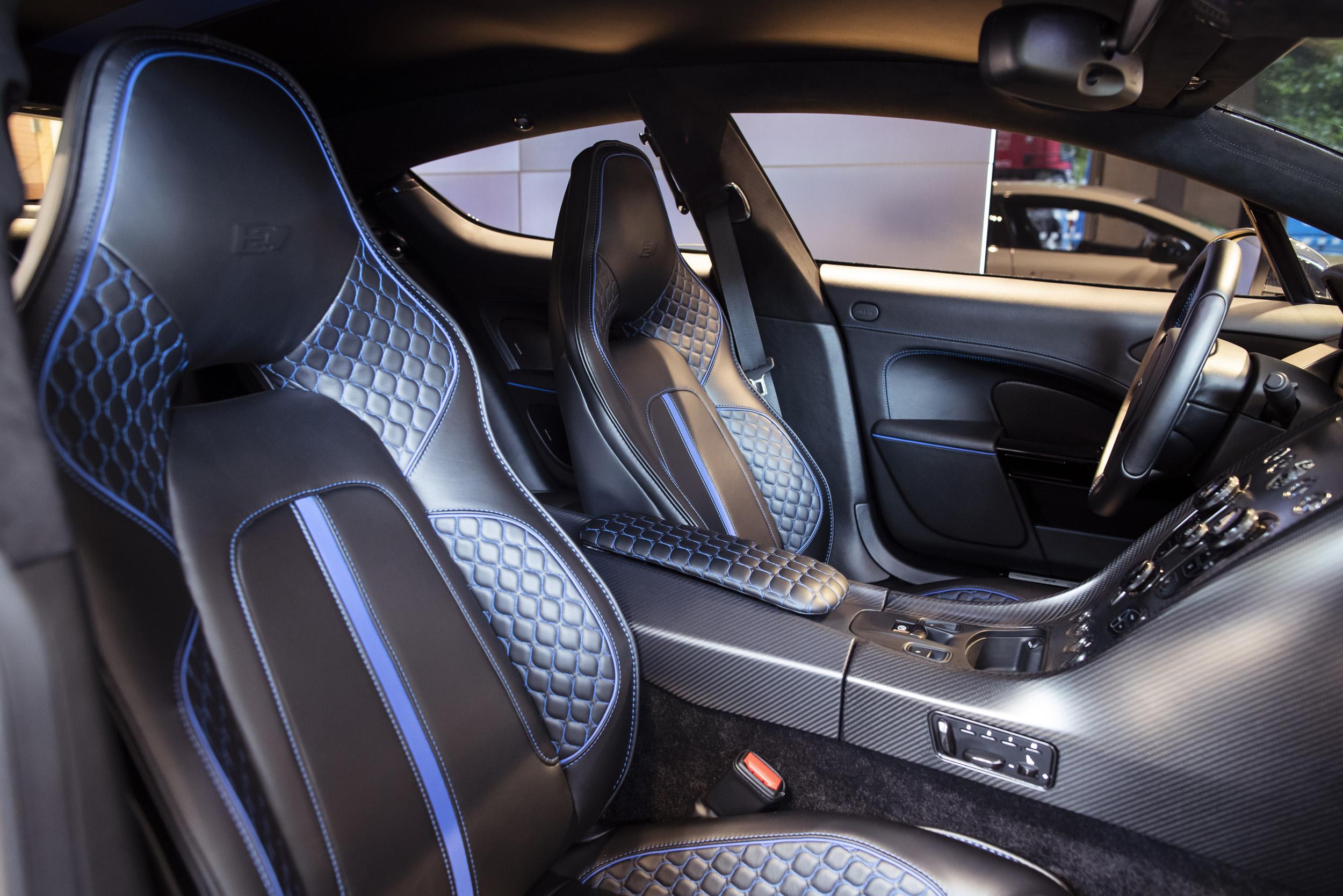 Aston Martin Lagonda Rapide E