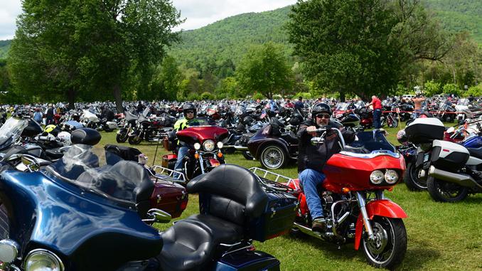 Rally Motor Credit >> Americade Motorcycle Touring Rally Gets Underway June 4