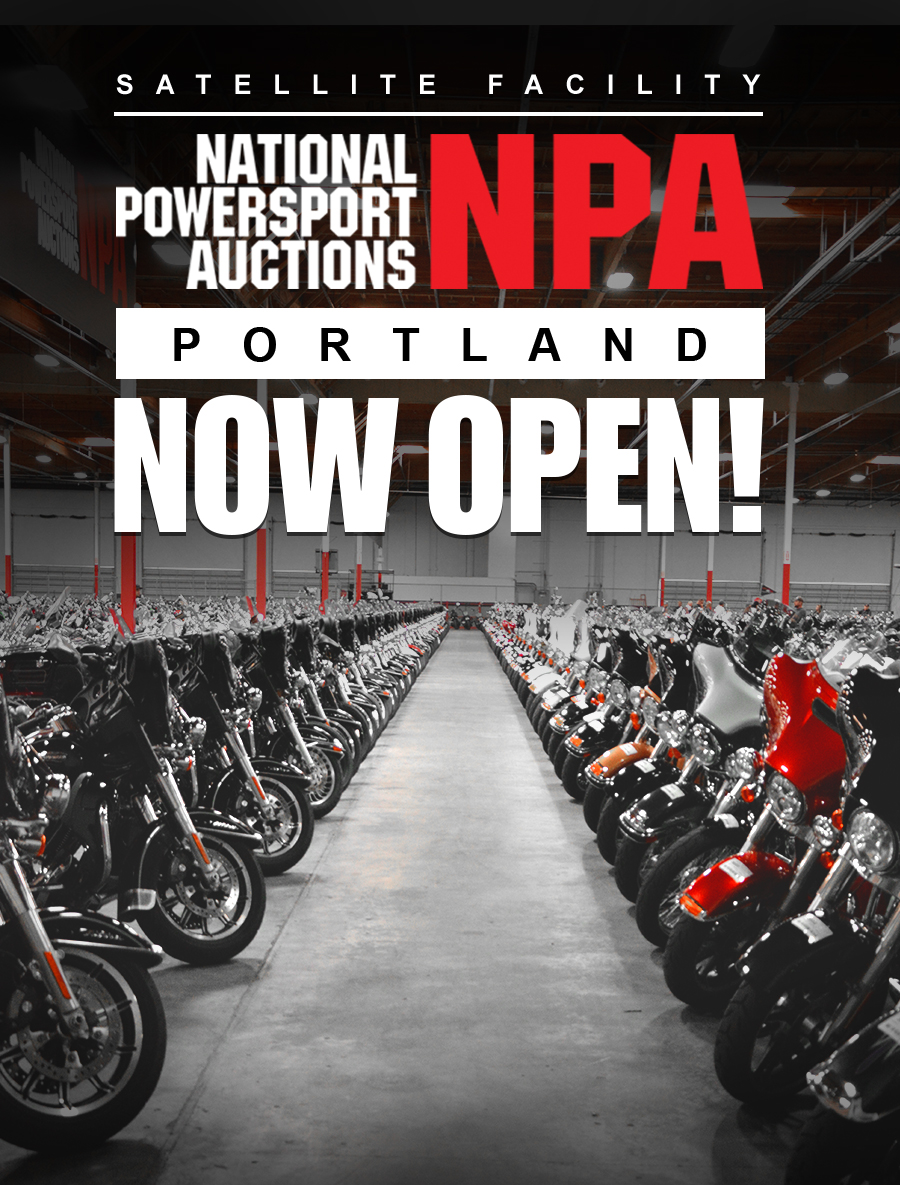 NPA Portland - National Powerspot Auctions