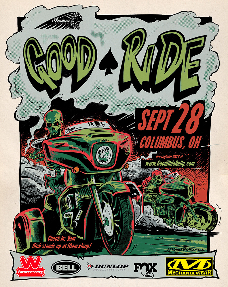 AIMExpo presented by Nationwide partners with Good Ride Rally