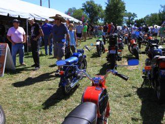 2018 AMA Vintage Motorcycle Days