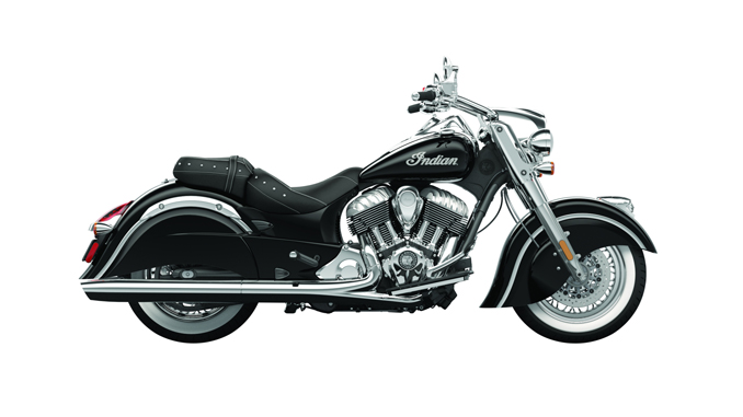 Indian Recall - 2014 Chief