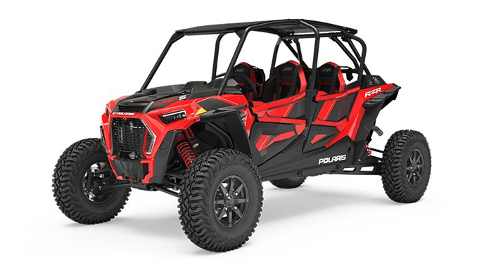 Polaris Recall - Recalled 2019 Polaris RZR XP 4 Turbo S