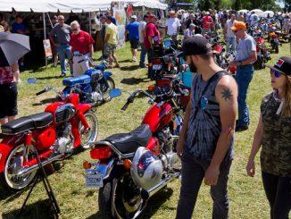 2018 AMA Vintage Motorcycle Days (Credit- Jeff Guciardo_AMA)