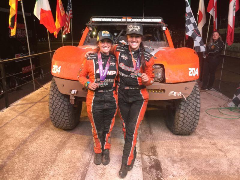 4 Wheel Parts Driver Sara Price Takes the SCORE International Championship Lead in  TT Spec. Class